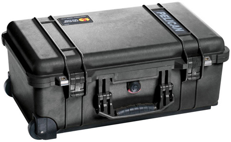 Pelican 1610 Case Without Foam - OD Green
