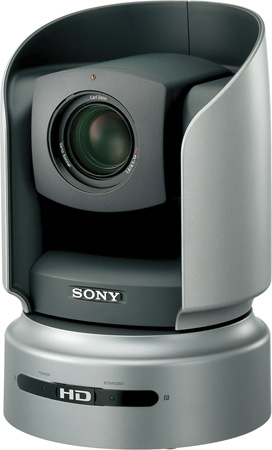 Sony BRCH700 HD 3CCD Color Video Camera