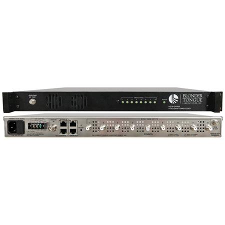 Blonder Tongue AQT8-QAM/IP 8X 8VSB/QAM Inputs - 8X QAM Channel - 1X IP Outputs