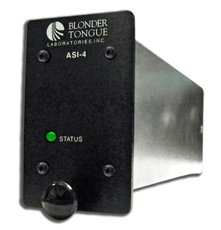 Blonder Tongue ASI-4 1x4 Active ASI Splitter