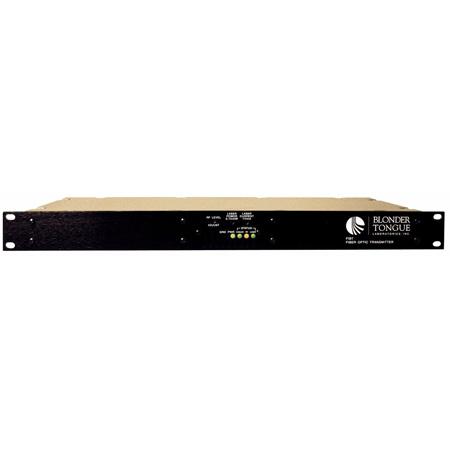 Blonder Tongue FIBT-S3A-106 Fiber Optic Transmitter Single-Mode DFB Laser 45-1000 MHz 1310 nm plus6 dBm Output FC/APC