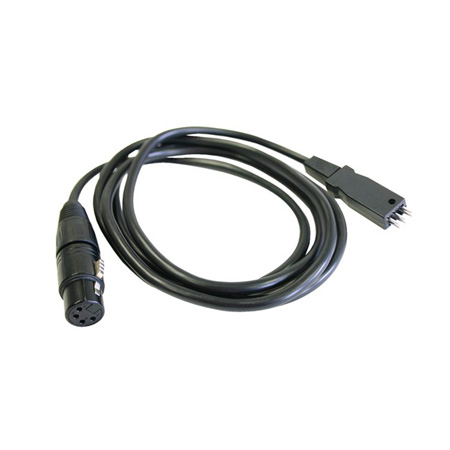 Beyerdynamic 5ft Straight Cable for DT109 w/4 Pin XLR Female