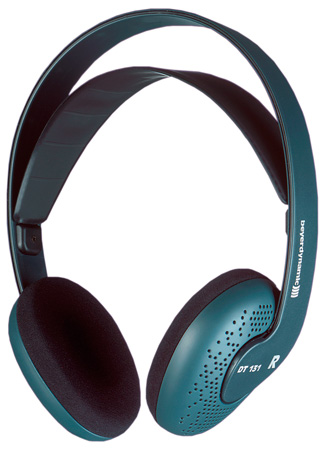 Beyerdynamic DT 131 Stereo Lightweight Headphones