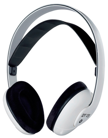 Beyerdynamic DT 235 WS Stereo Headphones -White