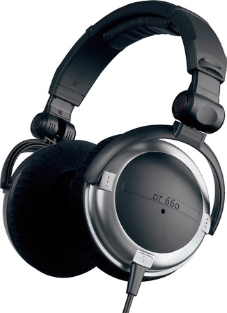 Beyerdynamic DT660 Stereo Headphones