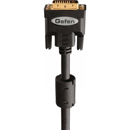 Gefen CAB-DVIC-DLN-06MM DVI-D Copper Cable 6 ft (M-M)