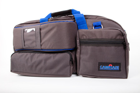camRade CAM-CB-650 27-Inch Long Quick Draw Style Video Camera Bag