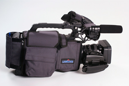 camRade CAM-CS-PMW400-500 Camsuit Camera Body Armor for Sony PMW 400/500