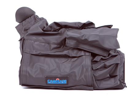 camRade CAM-WS-AJPX270 Wetsuit Rain Cover Camera Body Armor for Panasonic AJ-PX270