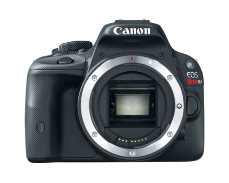 Canon EOS Rebel SL1 Kit