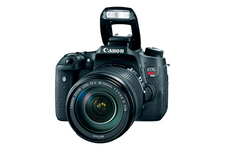 Canon EOS Rebel T6s Kit EF-S 18-135mm IS STM Kit