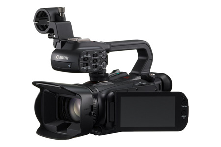 Canon XA20 High Definition Camcorder with 20x Optical Zoom