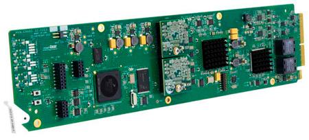 Cobalt 9223-D Dual  Channel  a/d MPEG-4 Encoder/H264 HD