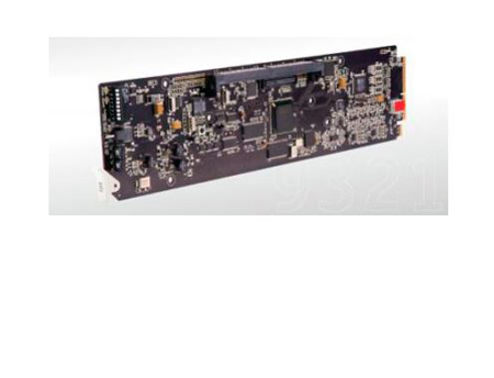 Cobalt Digital 9321 - HD/SD 16 Channel Audio Embedder with A/V Processing