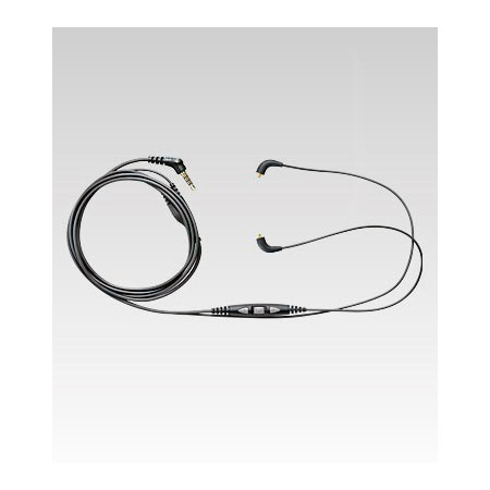 Shure CBL-M-K-EFS Music Phone Cable with Remote Plus Mic Features