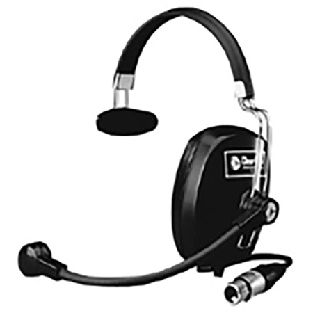 Clear-Com CC-40 Single-Ear General Purpose Intercom Headset
