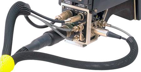 Techflex Flexo Clean Cut Tubing 1-Inch to 1-1/2-Inch 50 Foot Spool