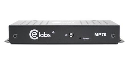 CE Labs MP70 HD Media Player