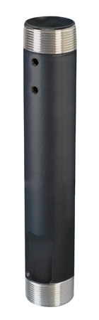 Chief CMS060 Fixed Pipe 60in -Black