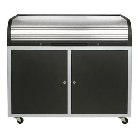 Chief ERT-ST Steel Elite Roll Top Desk