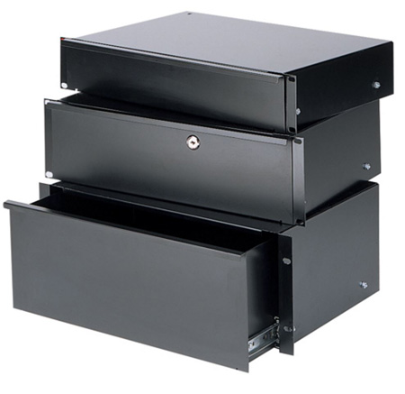 Chief ESD-4-L 4U Economy Rack Drawer with Lock