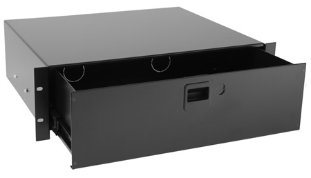Chief FSD-3 3U Fine Sliding Rack Drawer