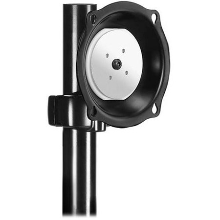 Chief JPPVS Universal Pivot/Tilt Pole Mount (26-45in Displays) - Silver