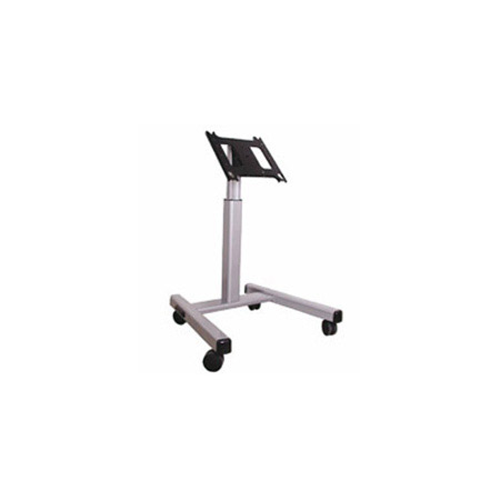Chief MFM6000S Medium Confidence Monitor Cart 3-4ft (without interface) Silver