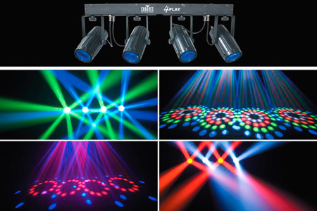 Chauvet 4PLAY LED Light Bar