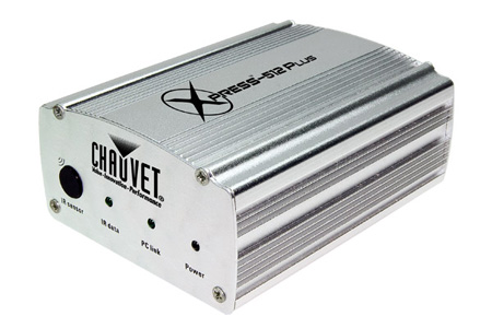 Chauvet Xpress 512 Plus Lighting Controller & USB Interface