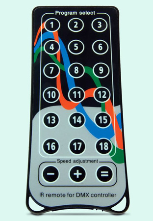 Chauvet Xpress Remote Compatible with Xpress 512 Plus Only