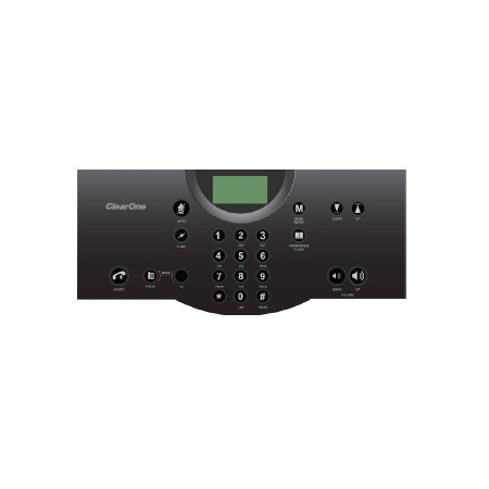 ClearOne 910-154-035 Interact Dialer (Wired Version of Controller)