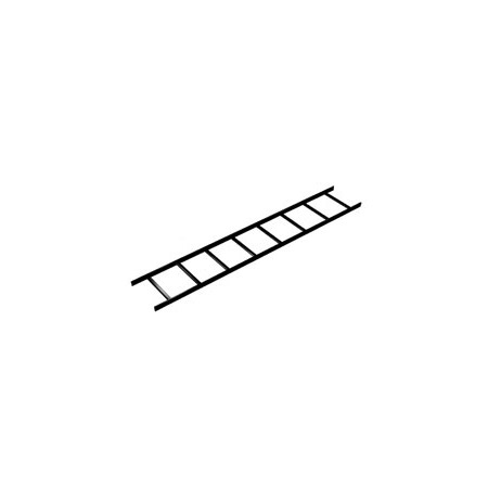 Mid-Atlantic CLB-6-W18 6 Ft. Longx18 Inch Wide Straight Section Ladder