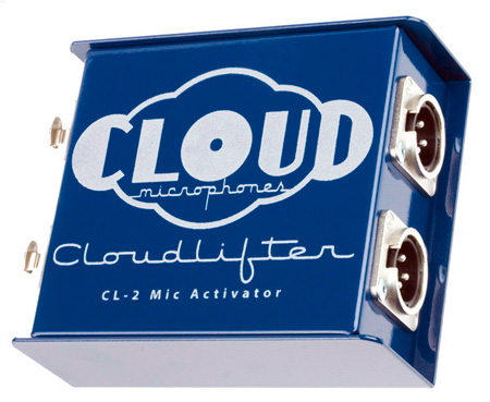 Cloud Cloudlifter CL-2 Mic Activator inline preamp