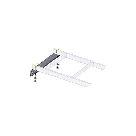 Ladder Wall Support Hardware (Pair)