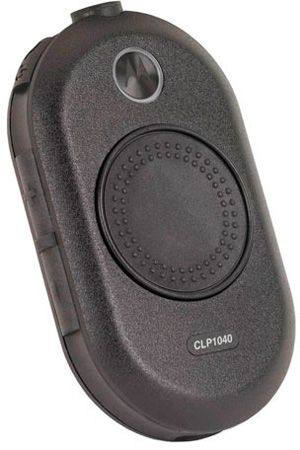 Motorola CLP1040 On-Site Two-Way Business Radio - 4 Ch.