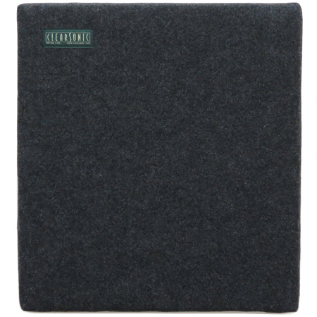 Clearsonic S1 16.25x22x1.5 Inch Sorber (Dark Grey)