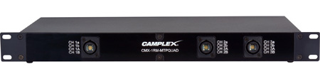 Camplex CMX-1RM-MTPQUAD OpticalCON MTP NO12FDW-A to (3) SM QUAD NO4FDW-A