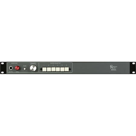 Coleman Audio MS6A Six Input Switcher with Monitor Controller