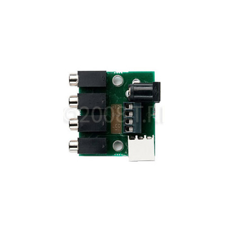 Channel Plus 2184 1x4 IR Repeater/Emitter Expansion Block