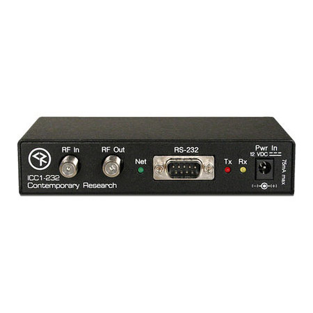 Contemporary Research ICC1-232 RS-232 TV Controller