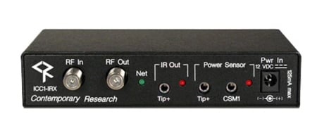 Contemporary Research ICC1-IRX IR Display Controller - 1-Way RF