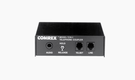 Comrex 9500-0240 TCB-I Manual Telephone Coupler