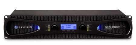 Crown XLS-1002 Two-channel 350W @ 4 Ohm Power Amplifier