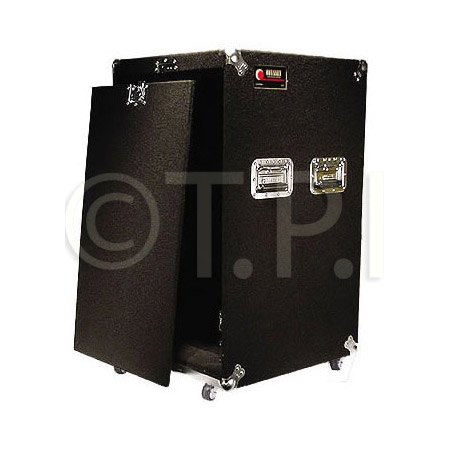 Oddyssey CRP18W Pro 18 Space Amp Rack with Wheels