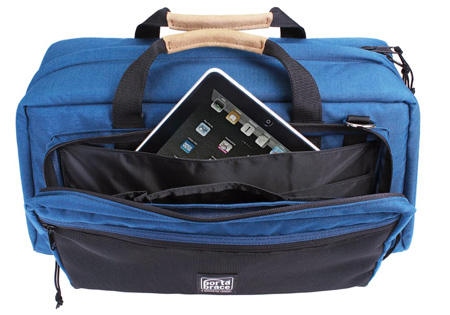 PortaBrace CS-DC4U Digital Camera Carrying Case (Blue)