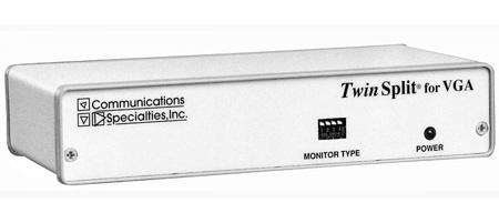 Artel FiberLink 1302 1x2 VGA/UXGA Distribution Amplifier