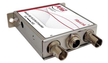 Artel FiberLink 5002-1 Fiber Optic RS-232 Micro Transceiver