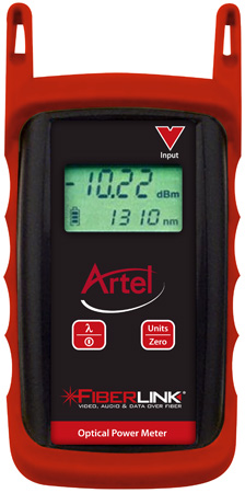Artel FiberLink 6650 Optical Power Meter