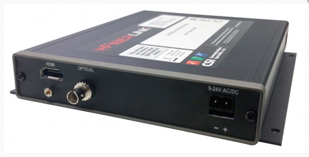 Artel FiberLink 7600-C7S Routable HDMI over One Fiber with HDCP Support - Card with ST Connectors - Transmitter